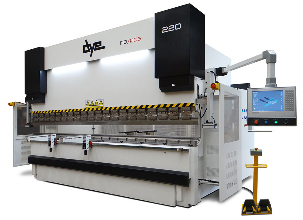 NG Series press brake picture